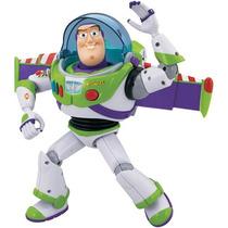 Toy Story Boneco Falante Buzz Lightyear E Xerife Woddy