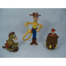 Toy Story Coleção Mc Donalds E Outros Mc Mac
