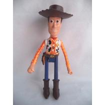 Boneco Woody 16 Cm Articulado Filme Toy Story Grow