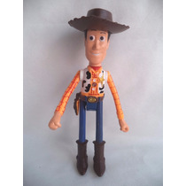 Boneco Toy Story Woody 16 Cm Articulavel