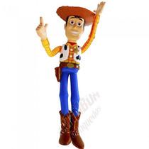 Boneco Woody Personagem Desenho Toy Story Disney Grow