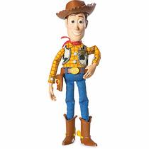 Woody Com Som - Toy Story 3 - Original Mattel