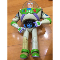Boneco Buzz Lightyear Som E Falas 55 Frases Toy Story Toyng