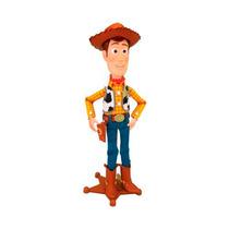 Boneco Brinquedo Xerife Woody Deluxe 45 Frases Toy Story 3