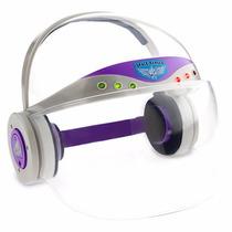 Capacete Buzz Lightyear Com Luzes Original Disney Store
