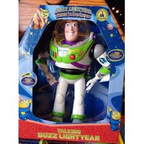 Buzz Lightyear Original Disney Toy Story Boneco Tamanho Real