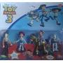 Brinquedos Kit Toy Story Bonecos Personagens +barata Meninos