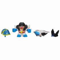 Boneco Senhor Batata Transformers Starscream Parc. S/juros