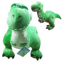 Boneco Pelúcia Toy Story 3 Rex Dinossauro 35 Cm Brinquedo