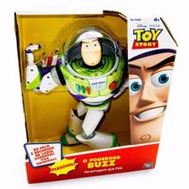 Boneco Buzz Lightyear Fala
