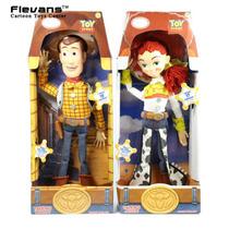 Bonecos De Coleção Woody E A Jessie 38cm O Preço É Unitario