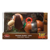 Slinky Dog (fala), Toy Story, Disney Store, Cão De Mola