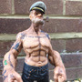Head Play Toys Popeye The Sailor 1/6 Statue