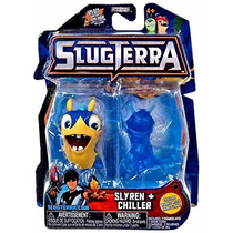 Slugterraneo Basic Figure 2 Pack - Dozer & Chiller