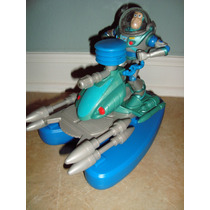 Toy Story 2 - Buzz Lightyear Aqua Action - Mattel - Promoção