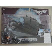 Batman - Moto Blindada - The Dark Knight Mattel