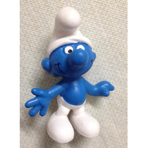 ### Smurfs - Smurf Desastrado Schleich - Miniatura Nova ###
