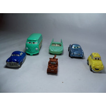 Miniaturas Disney Pixar - Carros Mc Donalds / Kinder Ovo