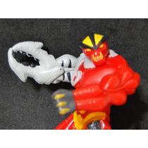 Gormiti Boneco Lavion Senhor Do Terror Povo Da Lava