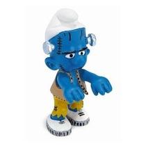 Frankenstein Smurf - Miniatura Imp. Schleich Smurfs - Nova!