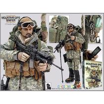 Hot Toys Military Sniper (lacrado Na Caixa)