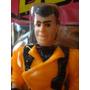 Figura Desenho Tv Globo James Bond Junior Embalagem Anos 90