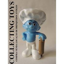 Boneco Do Smurfs - Mcdonald