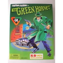 O Besouro Verde - Playing Mantis - The Green Hornet - 30 Cm