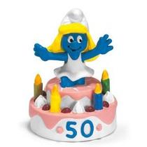 Surprise Smurfette - Miniatura Imp. Schleich Smurfs - Nova!