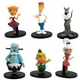 Hanna-barbera The Jetsons Set Com 6 Bonecos Jazwares