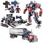 Brinquedo Boneco Transformers Autobot Kre-o Optimus Prime