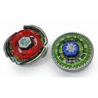 Beyblade Metal Masters Super Battle 4d System Bb59