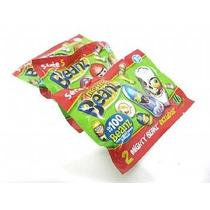 Brinquedo Mighty Beanz Sache Com 2 Série 5 Dtc
