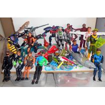 Super Coleção Bonecos Veículos E Acessórios Max Steel Mattel