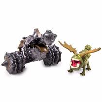 Brinquedo Dragão Gronckle Como Treinar Seu Dragão 2 - Sunny