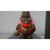 Sr Potato ,cabeça De Batata Indiana Jones