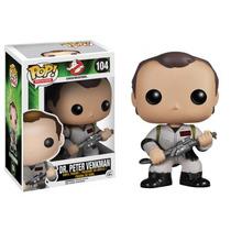 Dr. Peter Venkman - Caça Fantasmas Ghostbusters - Pop! Funko