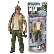 The Walking Dead Tv Série 8 : Dale - Mcfarlane Toys