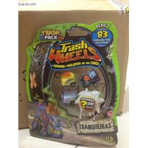 Trash Pack Trash Wheels Blister C/4 Serie 01 - Bonellihq 05