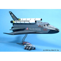 Space Shuttle - Filme Armageddon - Kit Montar - Revell