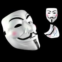 Atacado 10 Máscaras V De Vingança(v For Vendetta) -anonymus