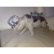 Action Figure Rinoceronte Do Max Steel