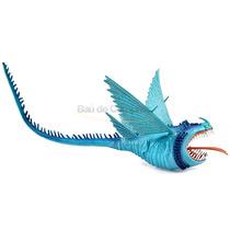 Como Treinar Seu Dragão Thunderdrum Tambor Trovão Azul