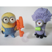 Dupla Mc Donalds Meu Malvado Favorito Minion Phil Minion Mal