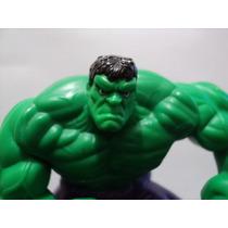 Boneco Personagem Hulk Marvel - Coleção Mc Donald
