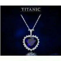 Colar Pingente Titanic - Pronta Entrega-frete Barato