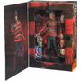 Freddy Krueger A Nightmare On Elm Street 30th - Neca.
