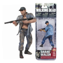 Boneco - Shane Walsh - The Walking Dead - Mcfarlane Toys
