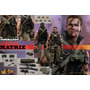 Hot Toys Commando John Matrix Arnold Schwarzenegger 1/6