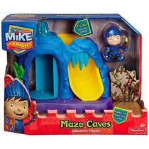 Mike Cavaleiro Grutas E Laberinto - Fisher-price